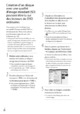 Mode d'emploi Sony HDR-TG7VE Camescope - Page 36
