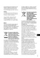 Mode d'emploi Sony HDR-TG7VE Camescope - Page 69