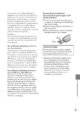 Mode d'emploi Sony HDR-XR100E Camescope - Page 245