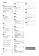 Mode d'emploi Sony HDR-XR100E Camescope - Page 254
