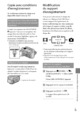 Mode d'emploi Sony HDR-XR100E Camescope - Page 41