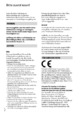 Mode d'emploi Sony HDR-XR100E Camescope - Page 66