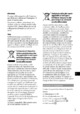 Mode d'emploi Sony HDR-XR105E Camescope - Page 131
