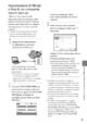 Mode d'emploi Sony HDR-XR105E Camescope - Page 159