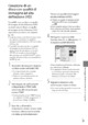 Mode d'emploi Sony HDR-XR105E Camescope - Page 161