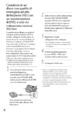 Mode d'emploi Sony HDR-XR105E Camescope - Page 166