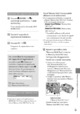 Mode d'emploi Sony HDR-XR105E Camescope - Page 171