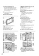 Mode d'emploi Sony HDR-XR105E Camescope - Page 252