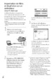 Mode d'emploi Sony HDR-XR105E Camescope - Page 30