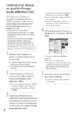 Mode d'emploi Sony HDR-XR105E Camescope - Page 32