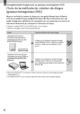 Mode d'emploi Sony HDR-XR105E Camescope - Page 36