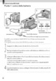 Mode d'emploi Sony HDR-XR106E Camescope - Page 138