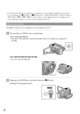 Mode d'emploi Sony HDR-XR106E Camescope - Page 16