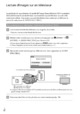 Mode d'emploi Sony HDR-XR106E Camescope - Page 22