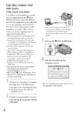 Mode d'emploi Sony HDR-XR106E Camescope - Page 220