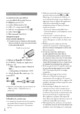 Mode d'emploi Sony HDR-XR106E Camescope - Page 4