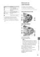 Mode d'emploi Sony HDR-XR106E Camescope - Page 61
