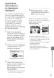 Mode d'emploi Sony HDR-XR200E Camescope - Page 115