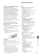 Mode d'emploi Sony HDR-XR200E Camescope - Page 121