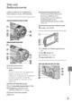 Mode d'emploi Sony HDR-XR200E Camescope - Page 127