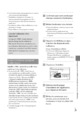 Mode d'emploi Sony HDR-XR200E Camescope - Page 25