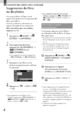 Mode d'emploi Sony HDR-XR200E Camescope - Page 40