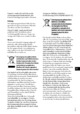 Mode d'emploi Sony HDR-XR200E Camescope - Page 67