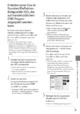 Mode d'emploi Sony HDR-XR200E Camescope - Page 99