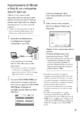 Mode d'emploi Sony HDR-XR520E Camescope - Page 161