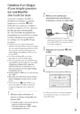 Mode d'emploi Sony HDR-XR520E Camescope - Page 29
