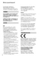 Mode d'emploi Sony HDR-XR520E Camescope - Page 66