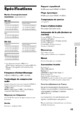Mode d'emploi Sony NW S21 - Page 41
