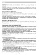 Mode d'emploi Ariete 2743 Red Compact Aspirateur - Page 22