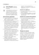 Mode d'emploi ATAG OX6411LL Four - Page 35