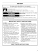 Mode d'emploi Maytag MMW7730DE Four - Page 3