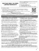 Mode d'emploi Maytag MMW7730DS Four - Page 19
