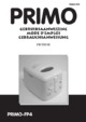 Primo FP4 Friteuse
