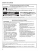 Mode d'emploi Maytag MHW4100DW Maxima Lave-Linge - Page 24