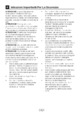 Mode d'emploi Blomberg MEE 4150 X Micro-Onde - Page 105