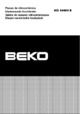 BEKO HIC 64400 E Table de Cuisson
