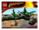 Mode d'emploi Lego set 7683 Indiana Jones Fight on the flying wing - Page 1