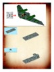 Mode d'emploi Lego set 7683 Indiana Jones Fight on the flying wing - Page 18
