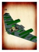 Mode d'emploi Lego set 7683 Indiana Jones Fight on the flying wing - Page 36