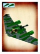 Mode d'emploi Lego set 7683 Indiana Jones Fight on the flying wing - Page 44