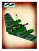 Mode d'emploi Lego set 7683 Indiana Jones Fight on the flying wing - Page 45