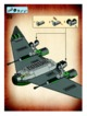 Mode d'emploi Lego set 7683 Indiana Jones Fight on the flying wing - Page 52