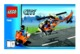 Mode d'emploi Lego set 7686 City Helicopter transporter - Page 1