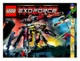 Mode d'emploi Lego set 7721 Exo-Force Combat crawler X2 - Page 1