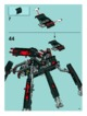 Mode d'emploi Lego set 7721 Exo-Force Combat crawler X2 - Page 89