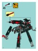 Mode d'emploi Lego set 7721 Exo-Force Combat crawler X2 - Page 90